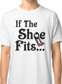 It's All About The Shoes -- Wizard of Oz Classic T-Shirt