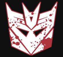 Bloody Decepticons T-Shirt