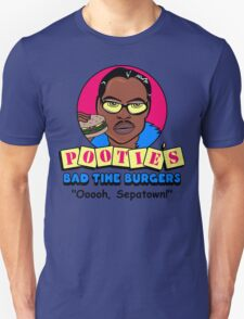 Pootie's Bad Time Burgers T-Shirt