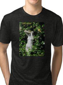 Hiding in the Garden Tri-blend T-Shirt