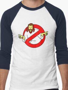 God Busters Men's Baseball ¾ T-Shirt