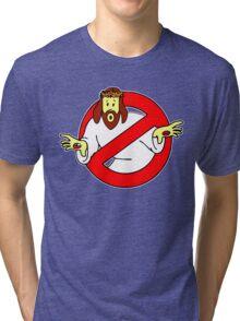 God Busters Tri-blend T-Shirt