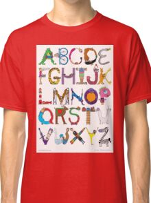 Children's Alphabet Classic T-Shirt