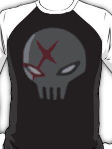 Minimalist Red X T-Shirt