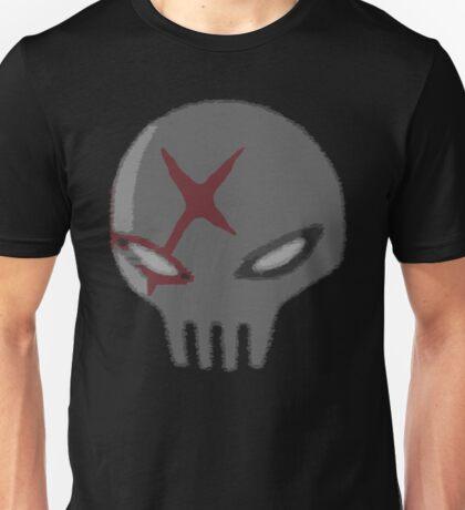 Minimalist Red X Unisex T-Shirt