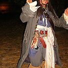Captain Jack Sparrow In Sleepy Hollow by Jane Neill-Hancock