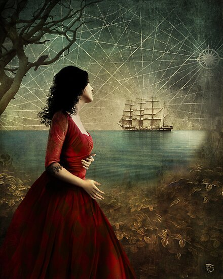 the sailor's wife by ChristianSchloe