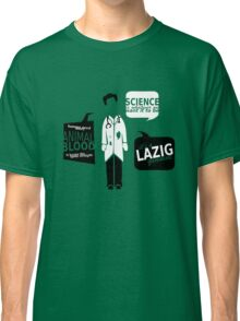 Dr. Spaceman Classic T-Shirt