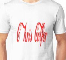 chris colfer coca cola design Unisex T-Shirt