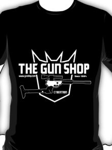 The Cybertron Gun Shop T-Shirt