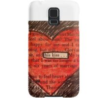 His Kiss Samsung Galaxy Case/Skin