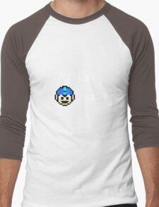 Better find a health pack... Men's Baseball ¾ T-Shirt