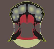 Tiki Masks - Ankylosaur Kids Clothes