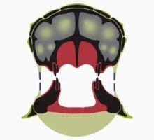 Tiki Masks - Ankylosaur One Piece - Short Sleeve