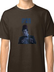 Doctor Who Fez 1 Classic T-Shirt