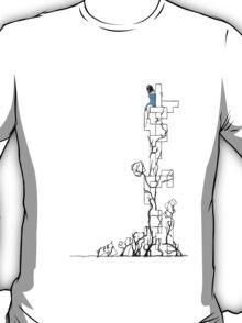 Queen of Blocks T-Shirt
