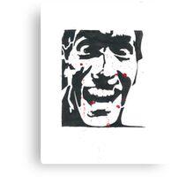 Ash, Evil Dead Canvas Print