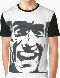 Ash, Evil Dead Graphic T-Shirt