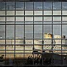 Reflection - in Canberra CBD by Wolf Sverak