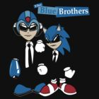 The Blue Brothers by slugamo