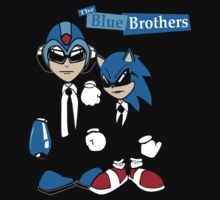 The Blue Brothers One Piece - Short Sleeve