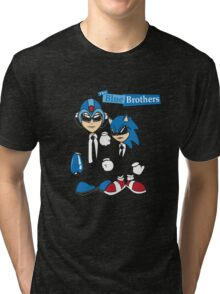 The Blue Brothers Tri-blend T-Shirt