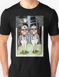 The Tweedles collaboration Unisex T-Shirt