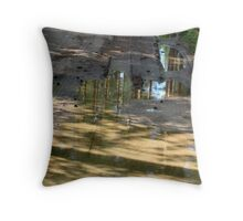 Shadows play Throw Pillow