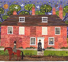 Chawton Cottage Caller by Amanda White