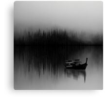 Coming Back Canvas Print