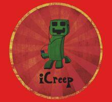 iCreep One Piece - Long Sleeve