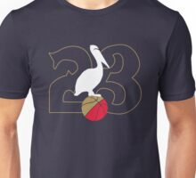 Pelican Eyebrows Unisex T-Shirt