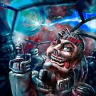 Space Madness by Matt Bissett-Johnson