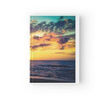 Sunset at Shark's Cove Hardcover Journal