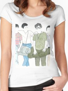 Stand By Me - Always Women's Fitted Scoop T-Shirt