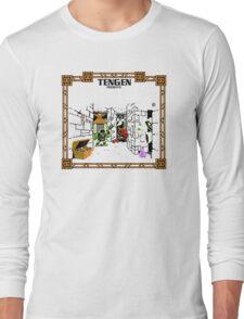 Guantlet (NES) Title Scren Long Sleeve T-Shirt
