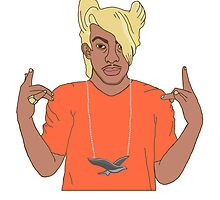 A Waka Flocka Seagulls by thecasebook