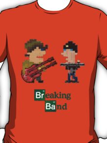 Cubism Breaking Band T-Shirt