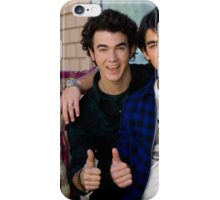 jonas brothers iPhone Case/Skin