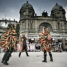 Wytchwood Morris at Buxton Day of dance by Angie Latham