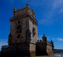 Belem Tower by Paul Tait