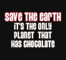 Save the Chocolate Kids Clothes