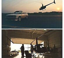 Get in the Chopper! by SharksEatMeat