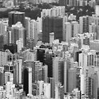 Kowloon, Hong Kong by Dean Bailey