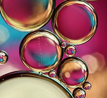 Bubble Fun by Sharon Johnstone
