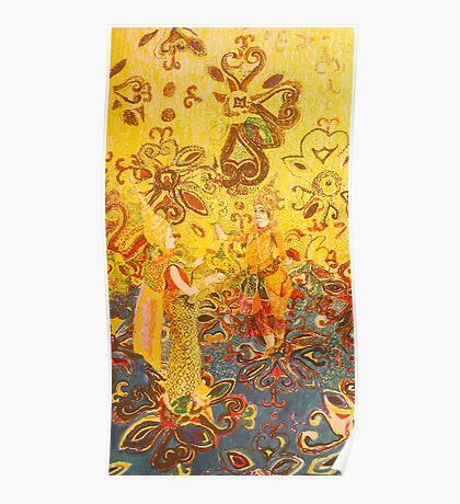 Bangkok Dolls By Anna Frischknecht  Poster