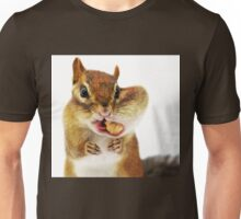 """""""Would you have a SMALLER peanut?..."""" Unisex T-Shirt"""