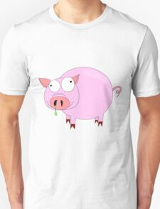 Cartoon pig  T-Shirt