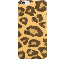 Cheetah Print iPhone Case/Skin