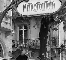 Metropolitain by minikin